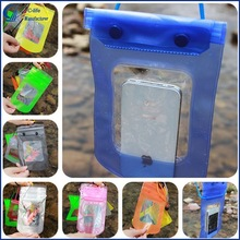 Waterproof Underwater Dry Pouch Bag Case Cover For All Cell Phone
