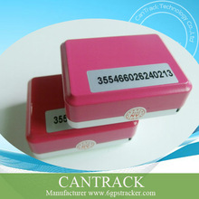 Mini GPS tracker with voice listen, support custom your own wrist band or animal collar