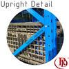 scaffolding steel z beam rack pallet plastik