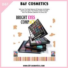 Eyeshadow Cosmetic hot sale lady cosmetics eyeshadow powder palette case