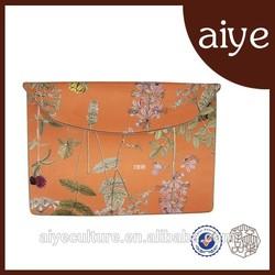 2014 Wenzhou high-end silk feminine laptop bags