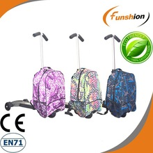 folding printing scooter luggage carrier with CE