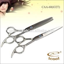 ICOOL CAA-60(632T) SUS440C Stainless Steel Hair shears Set
