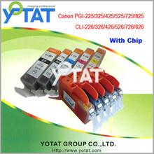 PGI825 CLI826 / PGI 825 CLI 826 ink cartridge compatible for canon MG5280/5180/IP4880/MG8180/6180/IX6580/MX888