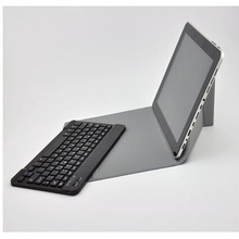 Hottest tablet accessorieswireless bluetooth keyboard leather case for 10 inch tablet, 9.7 inch tablet
