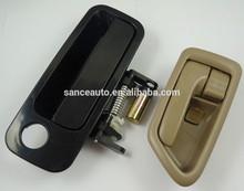 OEM 69210-YC030,69220-YC030,69230-YC030 For Toyota Camry 97-01 Front Left FL Black Outside & Tan Inside Door Handle 2Pcs