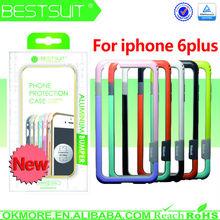 New Phone Accessories 2015 Bumper Tpu Skin Case Cover