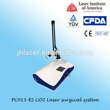 Portable JH laser PC015-ES skin laser acne scar removal treatment