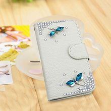 China suppler bling case for Gionee V183 leather case for Gionee V183