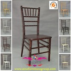 red mahogany color wedding event dining chiavari chair