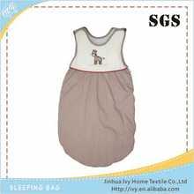 OEM Factory Cute Design Newborn Baby Sleeping Bag canvas women handbags