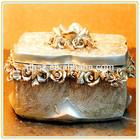 Custom delicate decorative and useful jewellery box