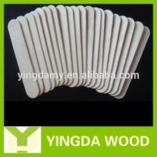 Wood Flat Sticks