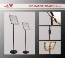 JIS 4-4JIS 4-4 A3A4 Advertising exhibition trade show display promotion usage,2015 Newly Retractable aluminium poster cases