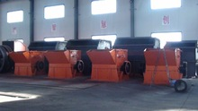 Impact hammer crusher, strong bolts and nuts