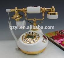 Ceramic antique telephone cheap telephone
