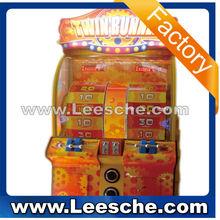 LSJQ-326 good luck! twin runner coins electronic game machine, arcade game machine,amusement game machine tt