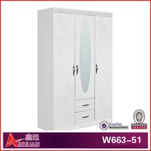 W663-51 bedroom cupboards design