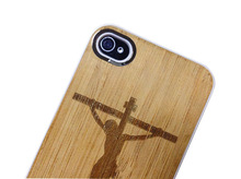 2014 High quality wood and bamboo elegant cover case,wood cellphone case for iphone 6 6+ with pc+wood with engraving
