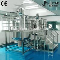 200-5000L Liquid washing mixer,liquid soap mixing tank,detergent production line