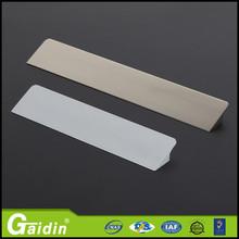 high end aluminum ceramic knife white furniture wardrobe kitchen cabinet door pull handle