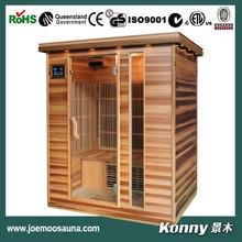 KL-031HD-R mini dry far infrared home sauna