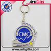 Customized design metal hot selling wedding souvenir key chains