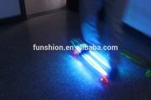 light up polyurethane skateboard wheels 59mm 78a and decks