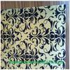 100% polyester warp knitting super soft printed velvet fabric