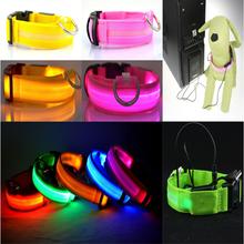 cheap led dog collar best price pet dog led collar