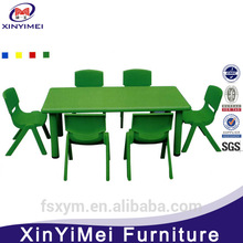 2014 Foshan hot selling child study table and chair