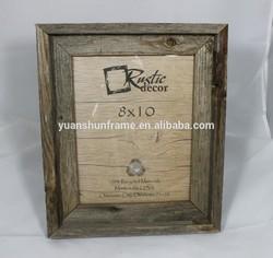 Wholesale Vintage Wooden Photo Frame For Decorative