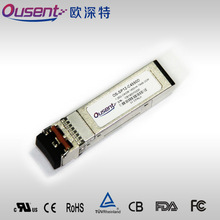 Fiber optic transceiver for short wavelength applications