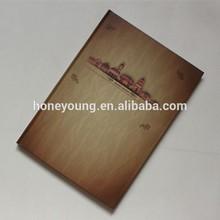 simple design cute classical decorative promotional hardcover copy book