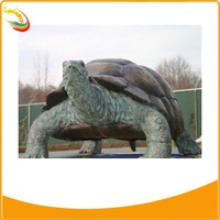 Bronze Tortoise Fountain Bronze Tortoise Sculpture Large Outdoor Water Fountains