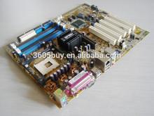 A-su-s P4P800 SE 865 motherboard 478 structure belt AGP 5 PCI