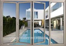 brightway fornitore porcellana porta in alluminio a taglio termico made in china