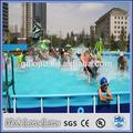 Ao ar livre forro PVC piscina para venda