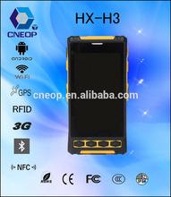 H3 android pda/passport reader/mrz ocr scanner gprs
