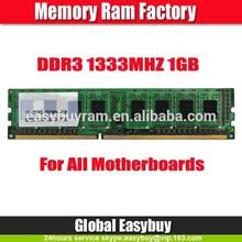 High quality original chips computer memory ddr 3 ram 1 gb