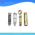 m12 pesados âncora tipo parafuso de aço e material 3 pcs anchor parafuso de expansão