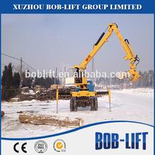 Small Timber Folding Crane Boom Price FLSQ085Z