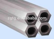 stainless steel hexagonal pipe