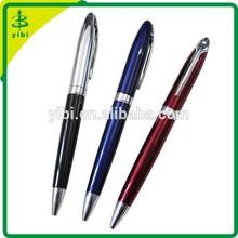 BR-C509 hot selling Baoer brand pen twist promotion metal ball pen