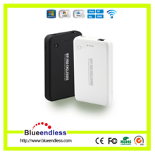 2.5 inch Wireless Wifi HDD Enclosure with USB 3.0 Support up to 2TB Hard Disk Drive