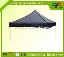 aluminum pergola / tent canvas canopy print / pop up marquee 3x3m