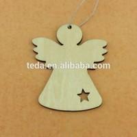 The Angel Shape Christmas Decorations