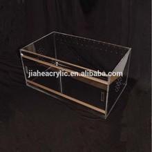 JA-TL-056 Jachoo customized acrylic reptile products pet cage
