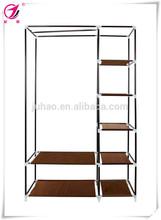 Modern furniture design fabric wardrobe cloth cupboard