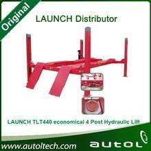 Best 4 Ton car lift LAUNCH TLT440 economical 4 Post Hydraulic Lift 100% Original